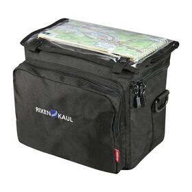 KLICKFIX Daypack - Sacoche pour cintre - noir